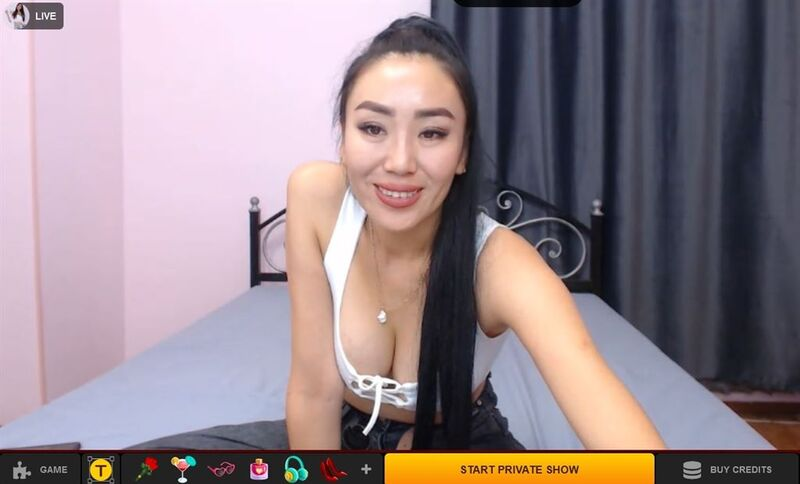 Engage in hot cam2cam chats with Asian girls on LiveJasmin