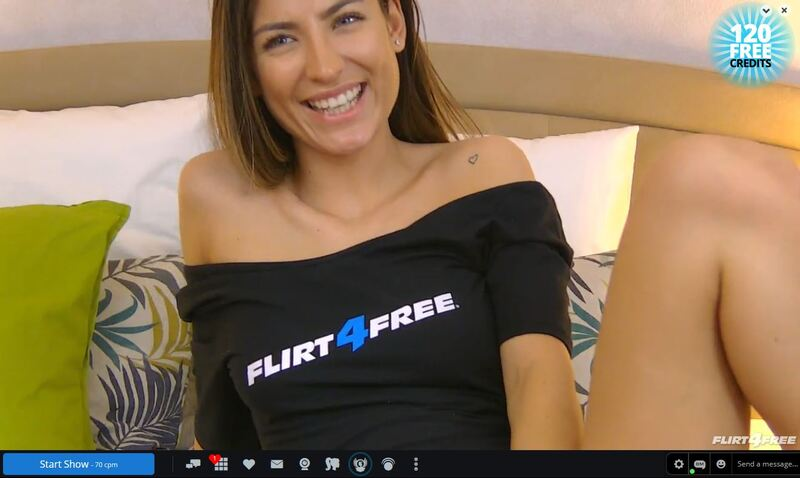 Black Friday and Cyber Monday cam site deals on Flirt4Free