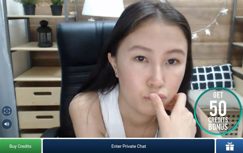 Asian cam2cam chats paid with a debit card on ImLive