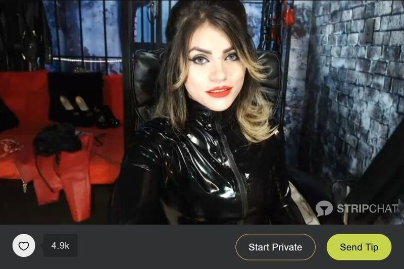 1 ion 1 fetish shows paid with gift cards on Stripchat